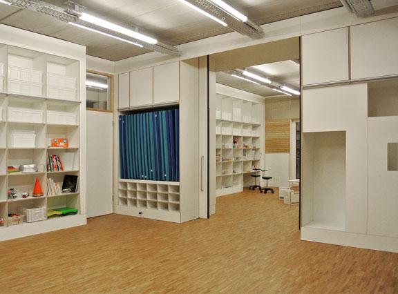 Innenarchitektur zeitung for Halle innenarchitektur